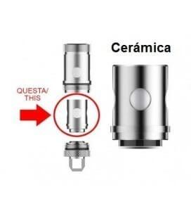 RESISTENCIA EUC MINI CERAMICA - 1.3 ohm