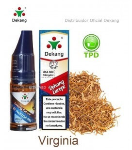 Dekang - Virginia / VA Blend