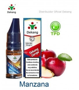 Dekang - Manzana / Apple