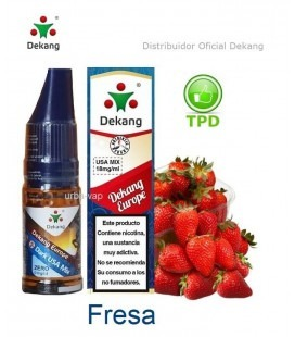 Dekang - Fresa / Strawberry