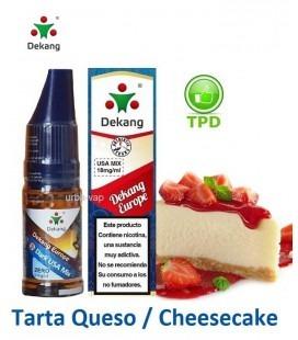Dekang - Cheesecake / Tarta de queso