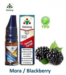 Dekang - Mora / Blackberry
