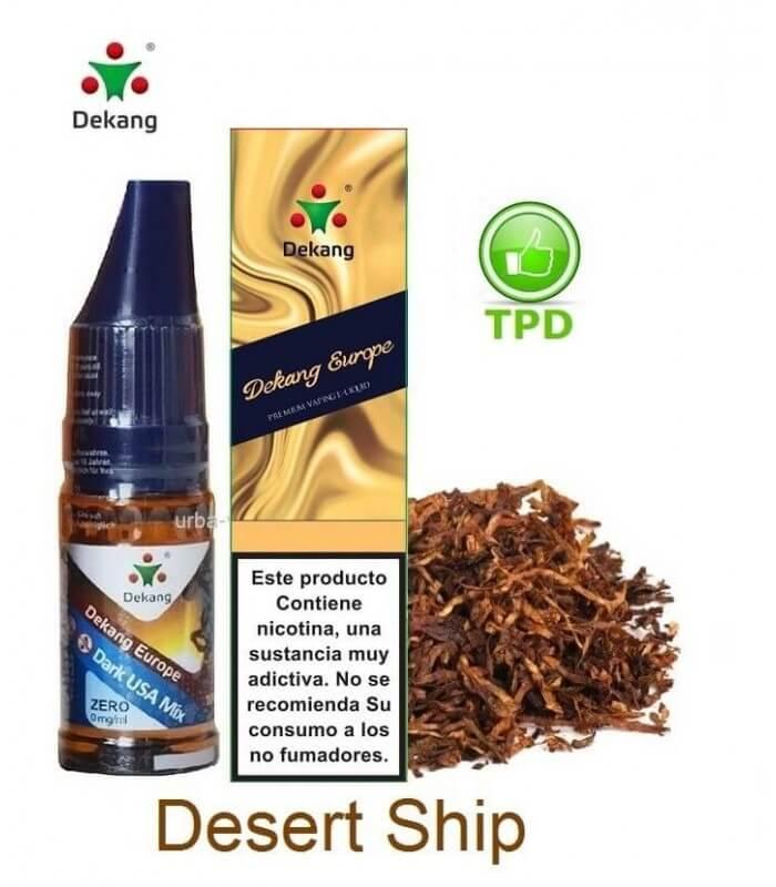 Desert Ship Dekang - elíquido Vapeo - Vape