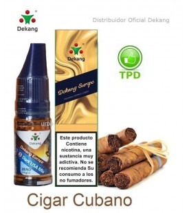 Cigar Empire Dekang - elíquido Vapeo - Vape