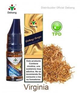 Virginia / VA Blend Dekang - elíquido Vapeo - Vape