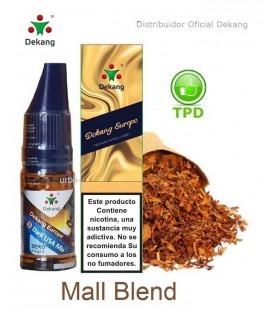 Mall Blend (Pal Mal) Dekang - elíquido Vapeo - Vape