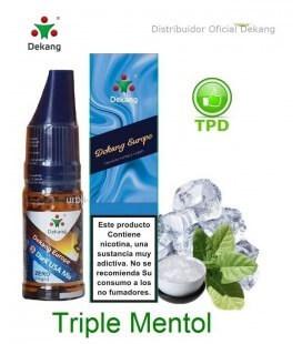 Dekang - Triple Menthol