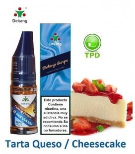 Dekang - Cheesecake / Tarta de queso