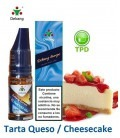 Cheesecake / Tarta de queso Dekang - elíquido Vapeo - Vape