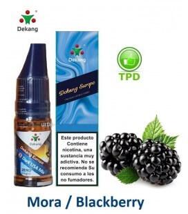 Mora / Blackberry Dekang - elíquido Vapeo - Vape