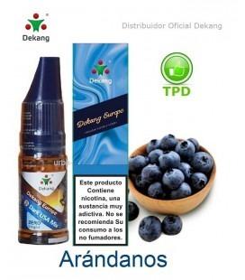 Dekang - Arándanos / Blueberry