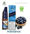 Arándanos / Blueberry Dekang - elíquido Vapeo - Vape