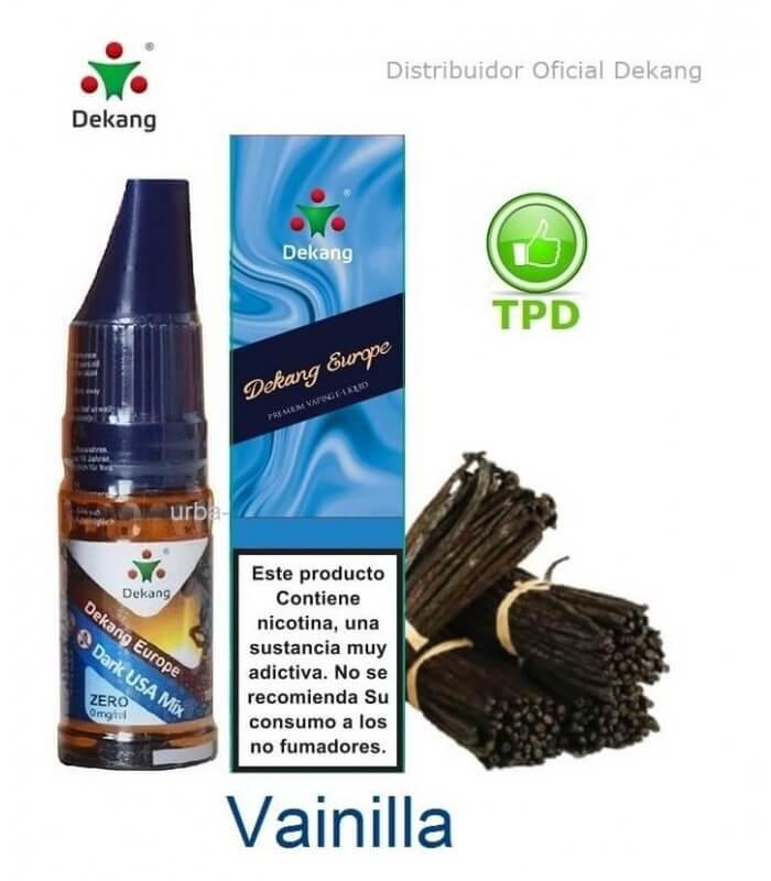 Vainilla / Vanilla Dekang - elíquido Vapeo - Vape