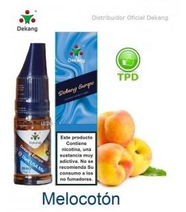 Melocotón / Peach Dekang - elíquido Vapeo - Vape