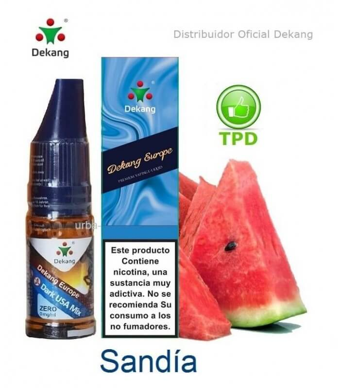 Sandia / Watermelon Dekang - elíquido Vapeo - Vape