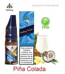 Piña colada / Pina colada Dekang - elíquido Vapeo - Vape