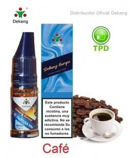 Café / Coffee Dekang - elíquido Vapeo - Vape
