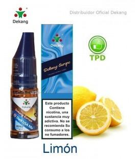 Dekang - Limón / Lemon