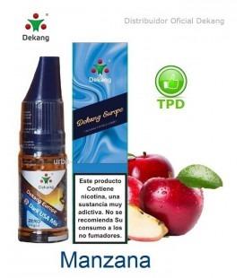 Manzana / Apple Dekang - elíquido Vapeo - Vape