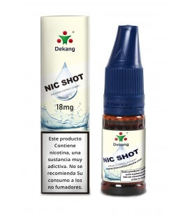 Nicokit - NicShot 18mg 50VG/50PG