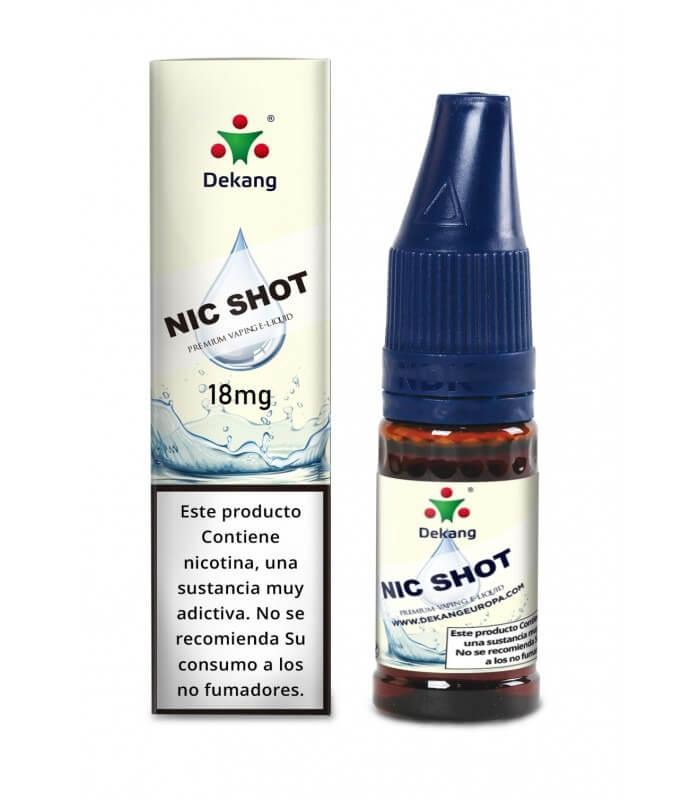 Nicokit - NicShot 0mg 50VG/50PG
