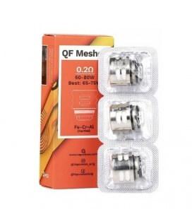 Resistencia para SKRR QF Meshed Coil 0.2 ohm - Vaporesso