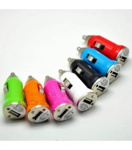 ADAPTADOR USB AUTOMOVIL