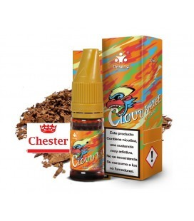 Chester - Cloud Range 10ml 55VG/45PG