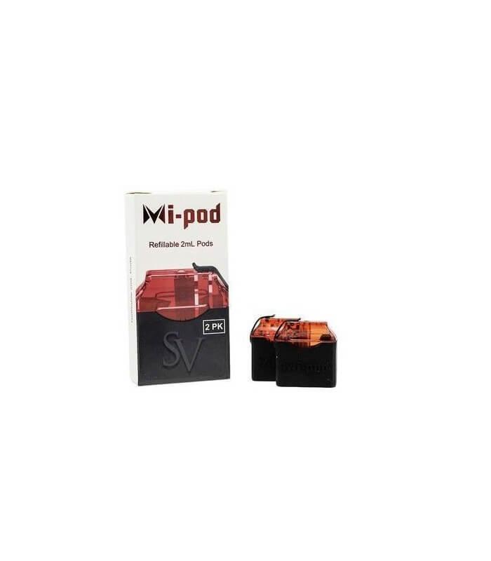 Smoking Vapor Mi Pod Replacements (2Pack)