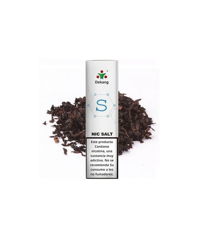 NicSalt - Tabaco Negro / Blackto