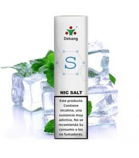 NicSalt - Menthol