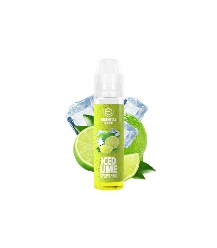 Iced Lime - Essential Vape