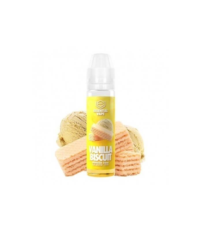 Vanilla Biscuit - Essential Vape
