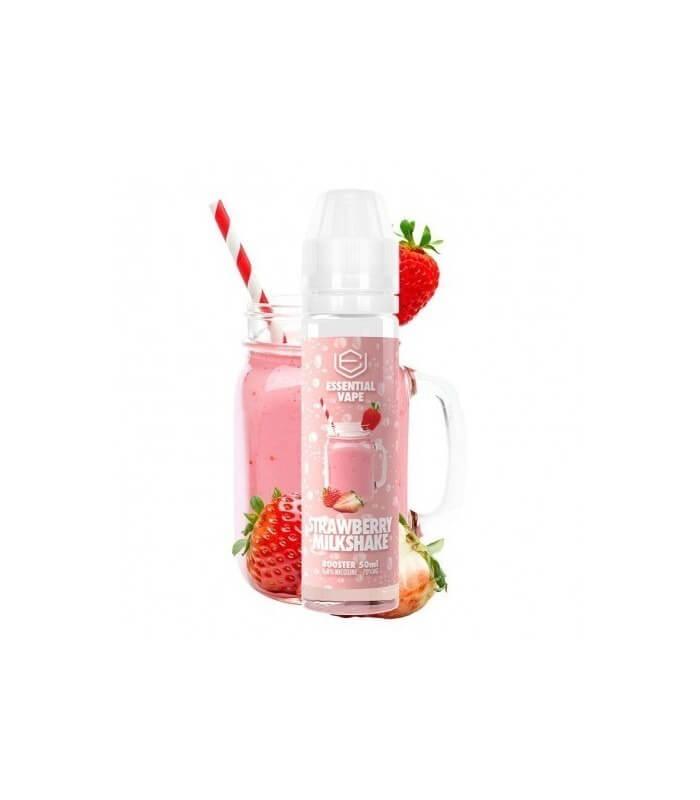 Strawberry Milkshake - Essential Vape