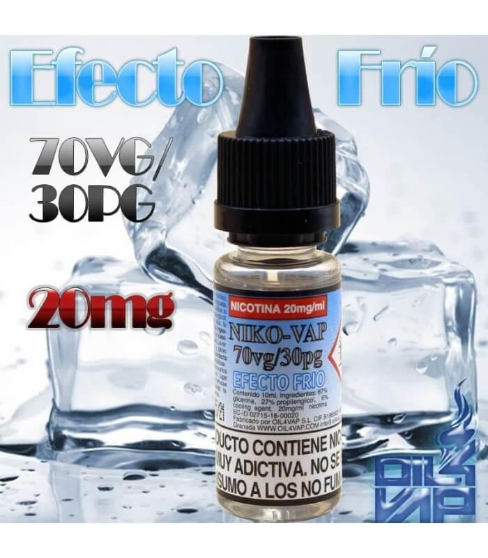 NIKO-VAP 70VG/30PG (EFECTO FRÍO) - OIL4VAP