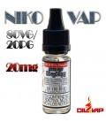 NIKO-VAP 80VG/20PG -OIL4VAP