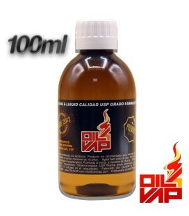 BASE 100ML (SIN NICOTINA) - OIL4VAP