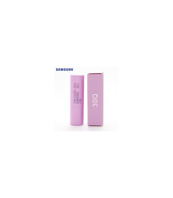 Pila Samsung 18650 INR 30Q 3000mAh