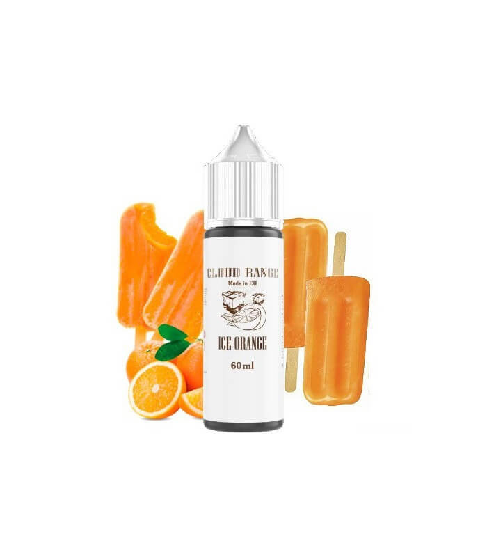 Cloud - Ice Orange