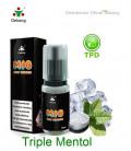 Triple Menthol / Orgánico Premium