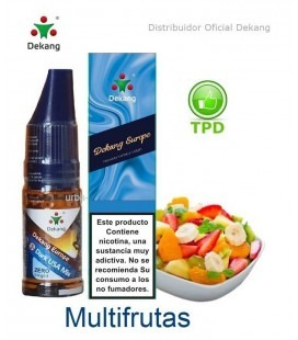Fruit Combo / Multifrutas Dekang - elíquido Vapeo - Vape