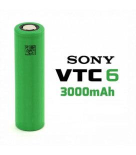 Pila Sony 18650 VTC6 3000mAh 30A